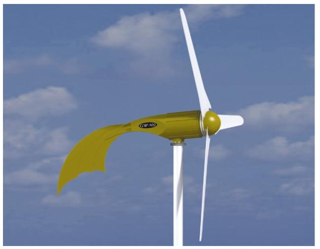 风力发电机_动力设备_机械工业