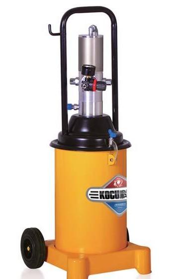 12升油桶高压气动黄油机